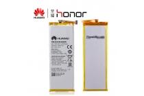 Фирменная аккумуляторная батарея 3000mAh на телефон Huawei Honor 6  + гарантия