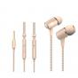 100% ПОДЛИННЫЕ фирменные оригинальные наушники-вкладыши с микрофоном и переключателем песен Huawei AM12 Plus  ..