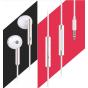 Фирменные оригинальные наушники-вкладыши Huawei AM116 с микрофоном и переключателем песен для всех моделей тел..