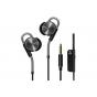 Фирменные оригинальные наушники-вкладыши Huawei AM180 с микрофоном и переключателем песен для всех моделей тел..