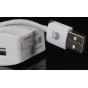 Фирменное оригинальное зарядное устройство от сети/адаптер для телефона Huawei Ascend P7/P6/G610/Honor 6/3C/3X..