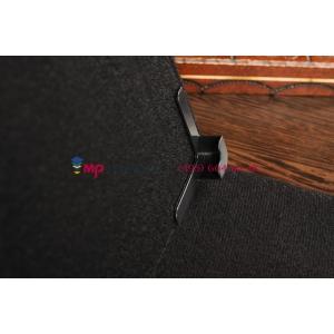 Чехол-обложка для IconBit NETTAB THOR черный кожаный