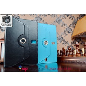 Чехол с вырезом под камеру для планшета Irbis TZ90 роторный оборотный поворотный. цвет в ассортименте