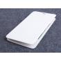 Фирменный чехол-книжка из качественной импортной кожи с мульти-подставкой застёжкой и визитницей для Джаю С3 б..
