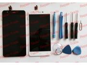 Фирменный LCD-ЖК-сенсорный дисплей-экран-стекло с тачскрином на телефон Jiayu S3 5.5