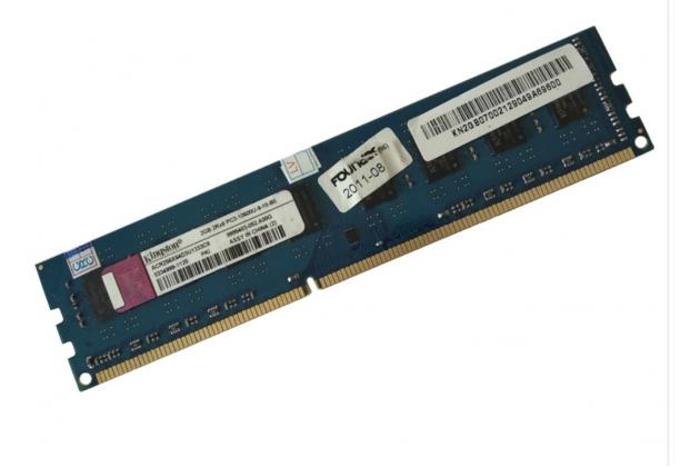 SSD/оперативная память Kingston KVR1333D3N9/2G 1.5V DDR3 - 2 Г