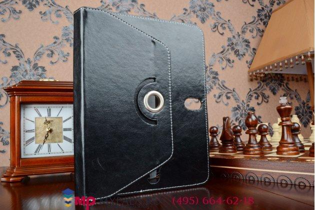 Чехол с вырезом под камеру для планшета LEXAND SA7 PRO HD роторный оборотный поворотный. цвет в ассортименте