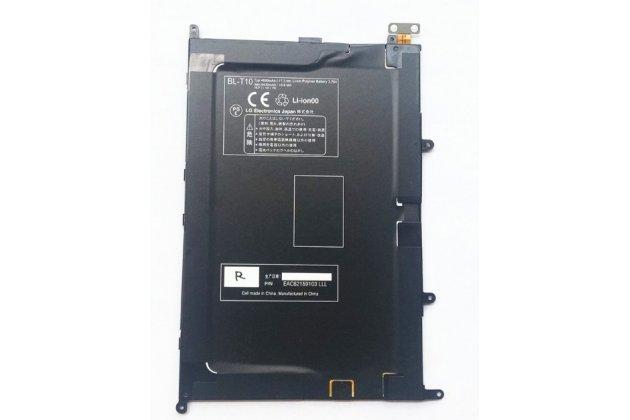 Фирменная аккумуляторная батарея  4600mah BL-T10 на планшет LG G Pad 8.3 + инструменты для вскрытия + гарантия