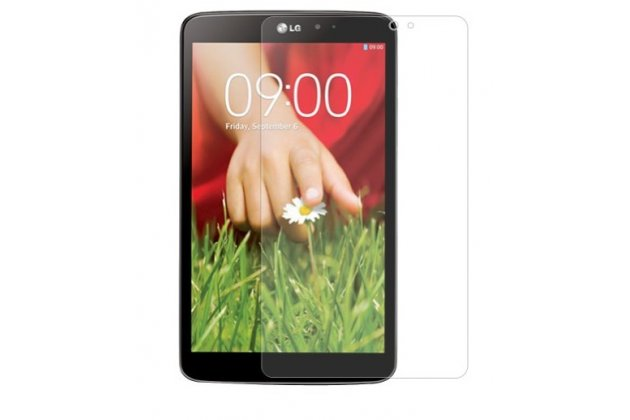 Фирменная защитная пленка для планшета LG G Pad 8.3 V500 матовая