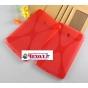 """Фирменная ультра-тонкая полимерная из мягкого качественного силикона задняя панель-чехол-накладка для LG G Pad F7.0 LK430"""" красная"""