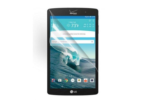 Фирменная оригинальная защитная пленка для планшета LG G Pad X 8.3 (VK815) глянцевая