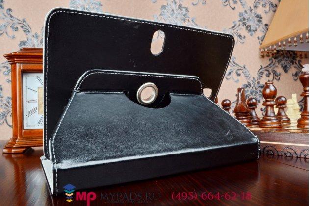 Чехол с вырезом под камеру для планшета LG G Pad 2 8.0 роторный оборотный поворотный. цвет в ассортименте