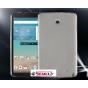 Фирменная задняя полимерная панель-крышка-накладка из ультра-тонкого силикона для LG G Pad 2 8.0 / LG G Pad F ..