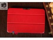 Фирменный умный чехол-книжка самый тонкий в мире для LG G Pad 10.1 V700