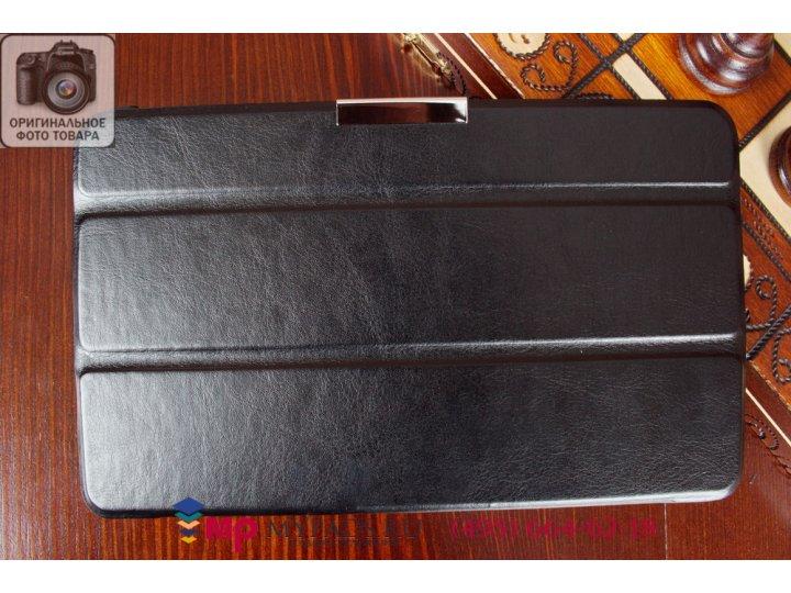 Фирменный умный чехол-книжка самый тонкий в мире для LG G Pad 8.0 V480/V490
