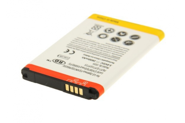 Фирменная аккумуляторная батарея 2600mAh на телефон LG Optimus F3  F5 / P875 + гарантия