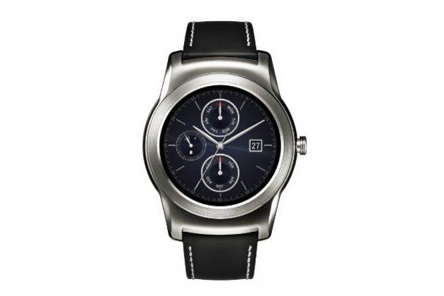 Фирменная оригинальная защитная пленка для умных-смарт часов LG Watch Urbane W150 глянцевая