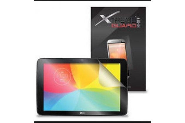 Фирменная оригинальная защитная пленка для планшета LG G Pad 10.1 V700 глянцевая