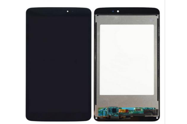 Фирменный LCD-ЖК-сенсорный дисплей-экран-стекло с тачскрином на планшет LG G Pad 8.3 V500  черный и инструменты для вскрытия + гарантия