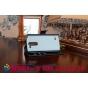 Фирменный чехол-книжка из качественной импортной кожи с мульти-подставкой застёжкой и визитницей для LG G3 Stylus D690 (Лджи Г3 Стилус) черный