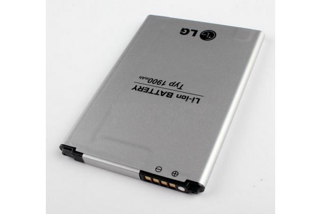 Фирменная аккумуляторная батарея 1900mAh BL-41ZH на телефон LG L50 D221 / D213N + гарантия