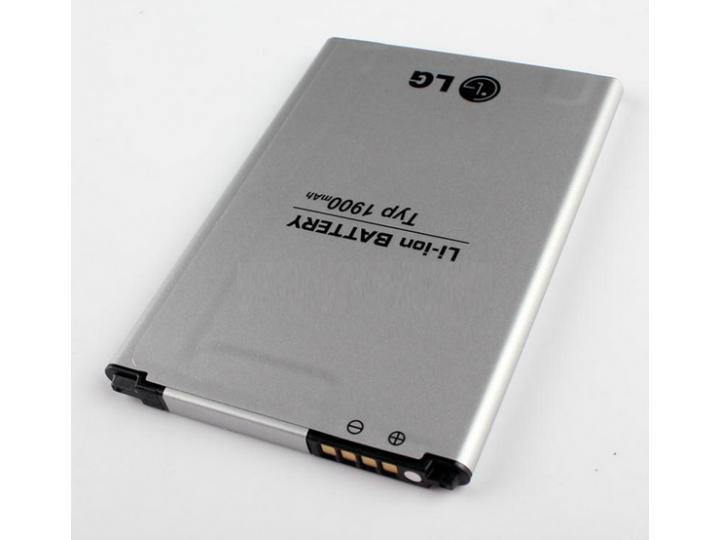 Фирменная аккумуляторная батарея 1900mAh BL-41ZH на телефон LG L50 D221 / D213N + гарантия..