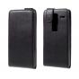 Фирменный оригинальный вертикальный откидной чехол-флип для LG Class H740 /H650E 5.0