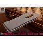 Фирменная ультра-тонкая полимерная из мягкого качественного силикона задняя панель-чехол-накладка для LG Class..