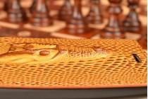 Фирменный роскошный эксклюзивный чехол с объёмным 3D изображением кожи крокодила коричневый для LG G Flex 2 (H959). Только в нашем магазине. Количество ограничено
