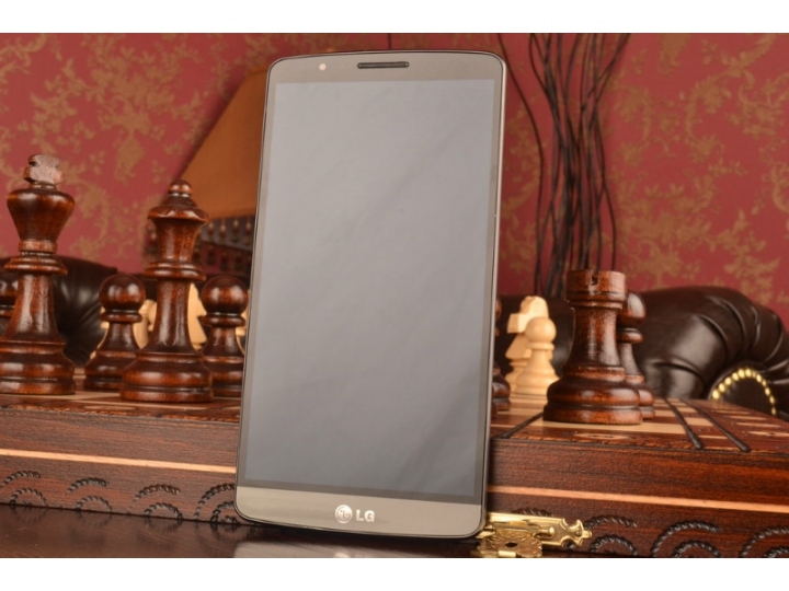 Фирменный LCD-ЖК-сенсорный дисплей-экран-стекло с тачскрином на телефон LG G Flex 2 (H959) 5.5