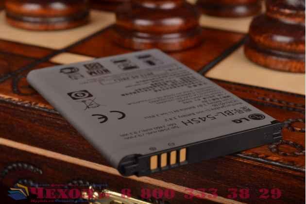 Фирменная аккумуляторная батарея BL-54SG 2540mAh на телефон LG G3 s Mini D724/D722 + гарантия