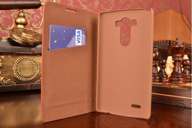 Фирменный роскошный эксклюзивный чехол с объёмным 3D изображением кожи крокодила коричневый для LG G3 /G3 Dual LTE D855/D856/D858 . Только в нашем магазине. Количество ограничено