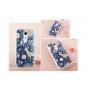 Фирменная необычная из легчайшего и тончайшего пластика задняя панель-чехол-накладка для LG G3 /G3 Dual LTE D8..
