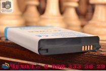 Усиленная батарея-аккумулятор большой повышенной ёмкости 6800 mAh для телефона LG G4 H815 / H818 + задняя крышка черная + гарантия