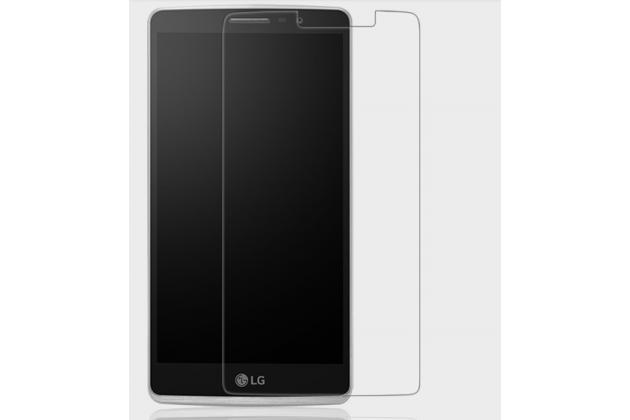 Фирменная оригинальная защитная пленка для телефона LG G4 Stylus H540F / H635A / LS770 глянцевая