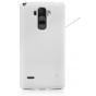 Фирменная задняя панель-крышка-накладка из тончайшего и прочного пластика для LG G4 Stylus H540F / H635A / LS7..