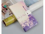 Фирменный уникальный необычный чехол-подставка с визитницей кармашком для LG G4 Stylus H540F / H635A / LS770