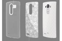 Фирменная пластиковая задняя панель-чехол-накладка с безумно красивым расписным рисунком для LG G4 звезда