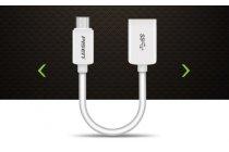 """Фирменный оригинальный USB-переходник / OTG-кабель для телефона LG G5 SE H845 / H860N / H850 5.3""""+ гарантия"""
