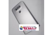 """Родная оригинальная задняя крышка-панель которая шла в комплекте для LG G5 SE H845 / H860N / H850 5.3"""" белая"""