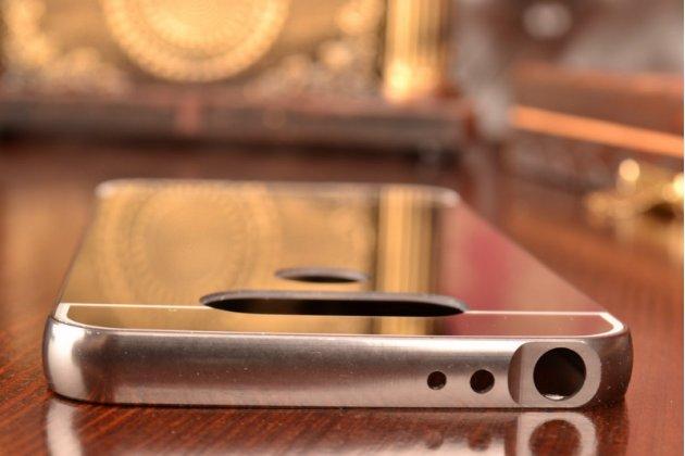 """Фирменная металлическая задняя панель-крышка-накладка из тончайшего облегченного авиационного алюминия для LG G5 SE H845 / H860N / H850 5.3"""" черная"""