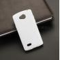 Фирменная ультра-тонкая полимерная из мягкого качественного силикона задняя панель-чехол-накладка для LG Joy H..