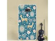 Фирменная роскошная задняя панель-чехол-накладка с безумно красивым расписным узором на LG K5 / Q6 (X220ds) 5...
