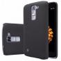 Фирменная задняя панель-крышка-накладка из тончайшего и прочного пластика для LG Tribute 5 / LG K7/ M1 (X210DS..