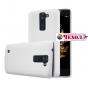 Фирменная задняя панель-крышка-накладка из тончайшего и прочного пластика для LG K8 K350N/ K350E 5.0