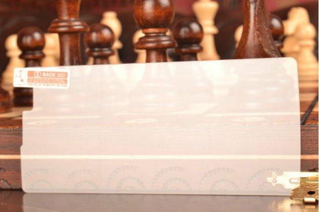 Фирменное защитное закалённое противоударное стекло премиум-класса из качественного японского материала с олеофобным покрытием для телефона  LG K8 K350N/ K350E