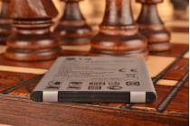 Фирменная аккумуляторная батарея 1900mAh BL-41ZH на телефон LG Leon H324 + гарантия