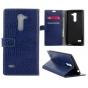 Фирменный чехол-книжка с подставкой для  LG Ray / LG Zone X190 5.5