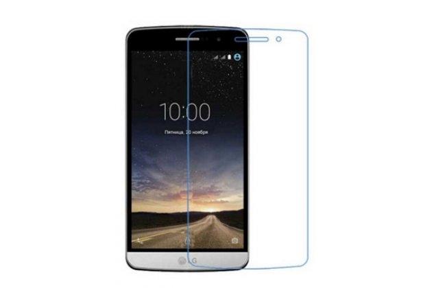 "Фирменная оригинальная защитная пленка для телефона  LG Ray / LG Zone X190 5.5""  глянцевая"