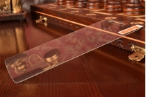 """Фирменное защитное закалённое противоударное стекло премиум-класса из качественного японского материала с олеофобным покрытием для телефона LG Ray / LG Zone X190 5.5"""""""
